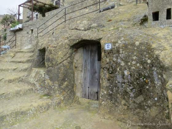 Interior da Sicília: Sperlinga
