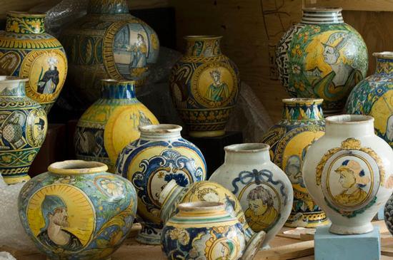 Foto: Museu da Cerâmica de Caltagirone