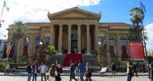 Teatro Massimo de Palermo