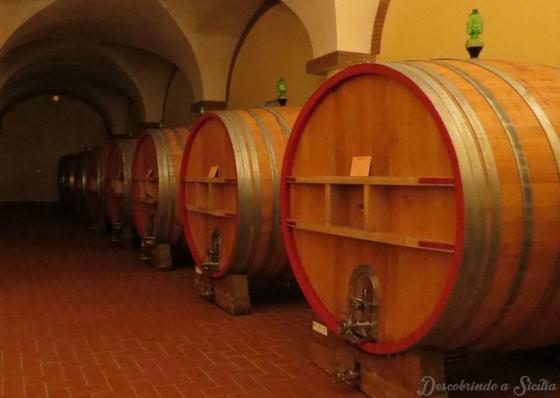 Vinícola na Sicília: Marabino