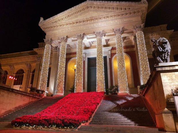 Curiosidades sobre Palermo - Teatro Massimo