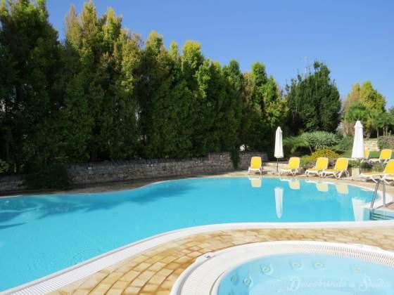 Hotel fazenda na Sicilia