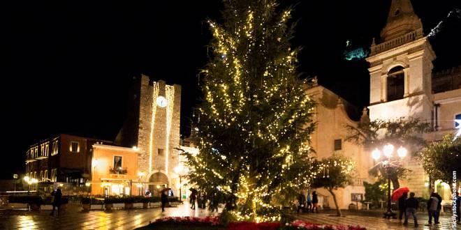 Taormina no Natal