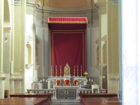 Basílica de Santa Luzia em Siracusa