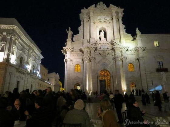 Sicília no inverno - Siracusa