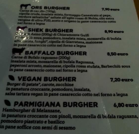 FUD - hamburgueria em Catania