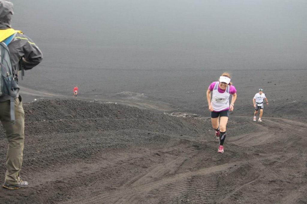 maratona do Etna