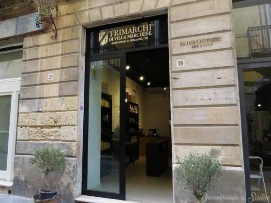 Compras em Siracusa: Trimarchi di Villa Marchese