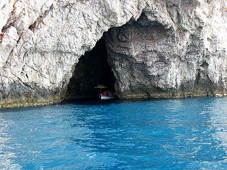 gruta azul taormina