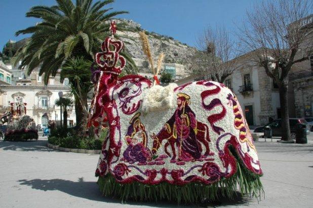 Cavalgada de São José em Scicli