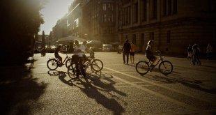 Palermo de bicicleta