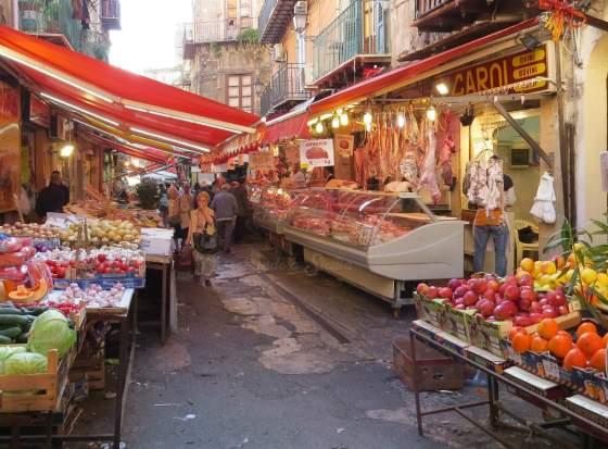 Mercado de Palermo - Ballarò