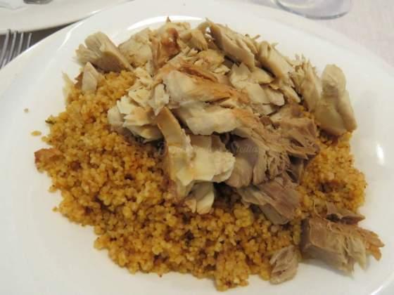 O famoso couscous de peixe de San Vito Lo Capo