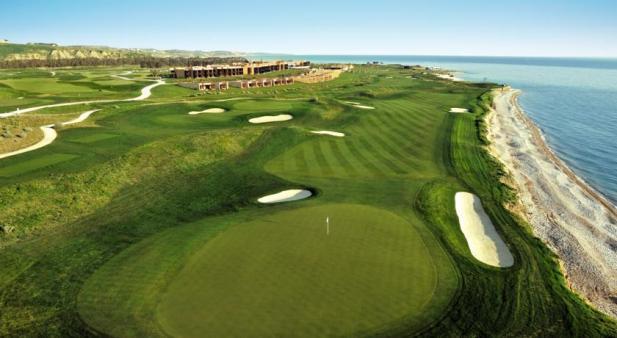 Hotéis com campo de golfe na Sicília: Verdura Resort