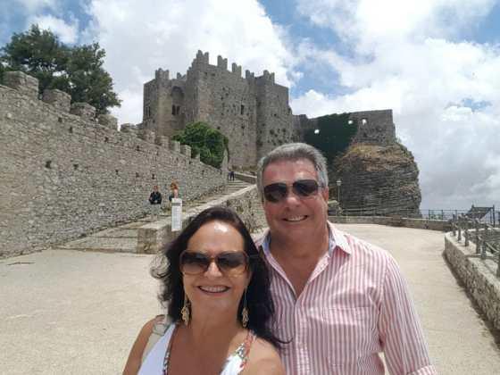 Castello di Venere em Erice - Foto: Adriana Ferreira