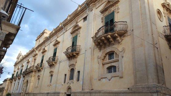 Noto e sua arquitetura - Foto: Adriana Ferreira
