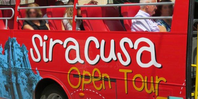 ônibus hop-on hop-off em Siracusa
