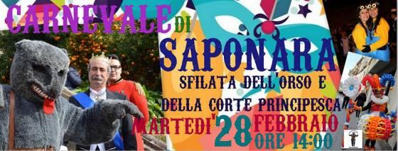 Carnaval na Sicília: Saponara