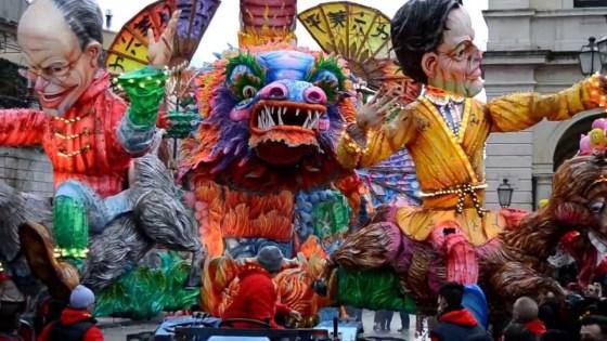 Carnaval na Sicília: Palazzolo Acreide