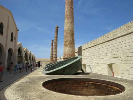 Museu em Favignana: Tonnara Florio