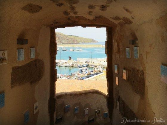 Castellammare del Golfo, na Sicília