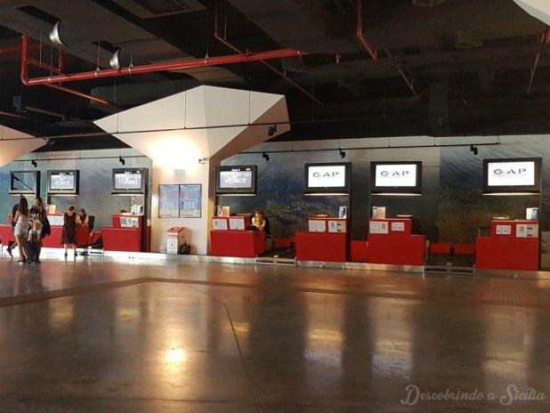 Aeroporto de Palermo
