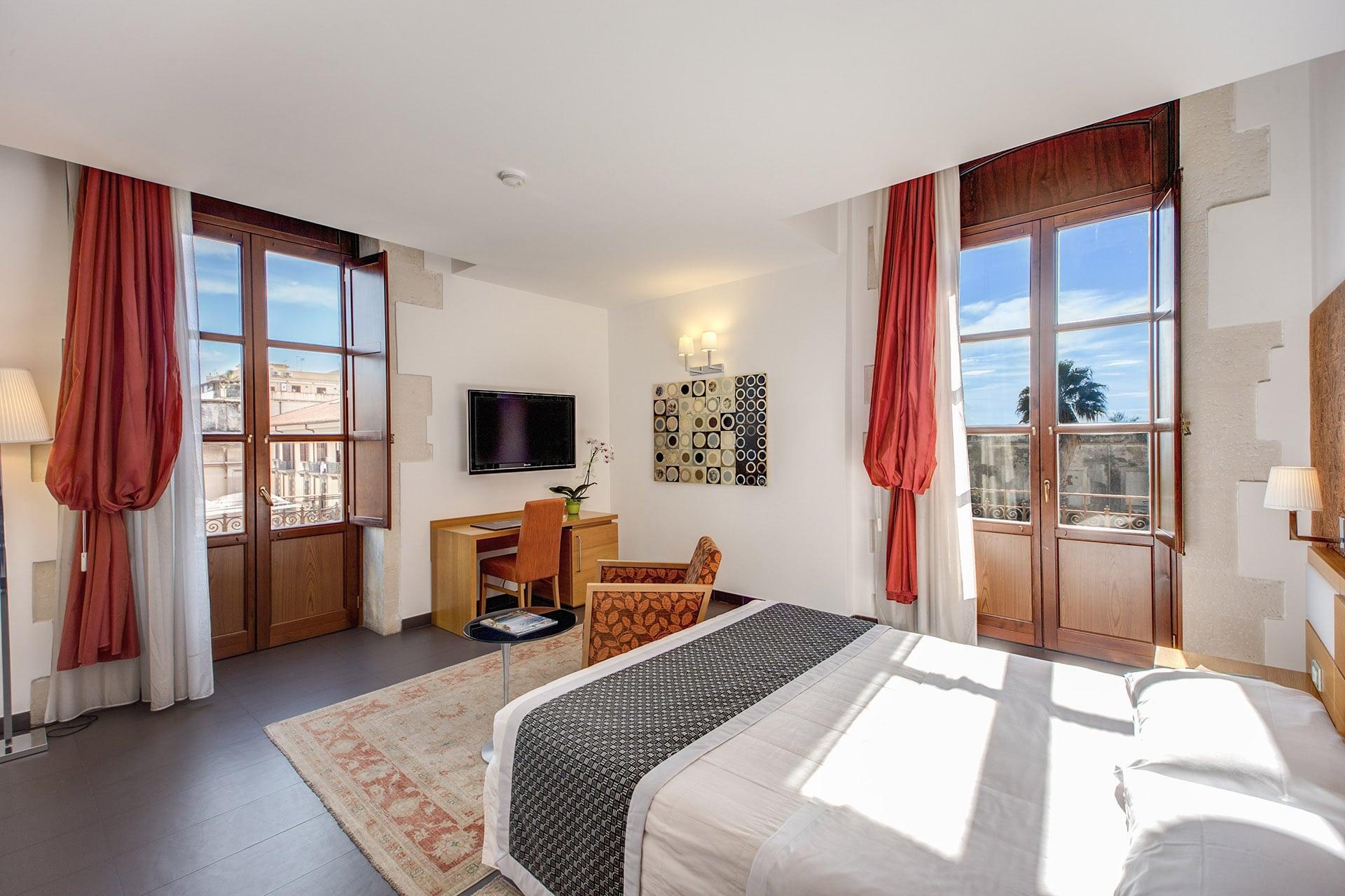 Dicas de hospedagem em siracusa os hot is mais reservados for Hotels in ortigia
