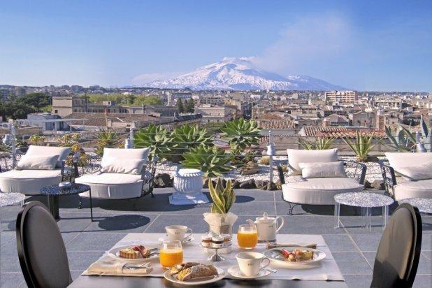 Hotéis em Catânia