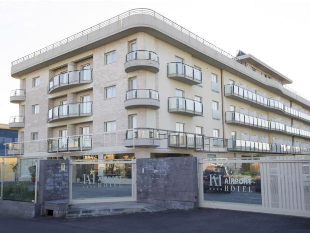 hotéis em catania - Aeroporto