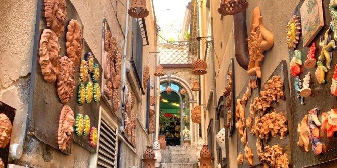 Cerâmica siciliana