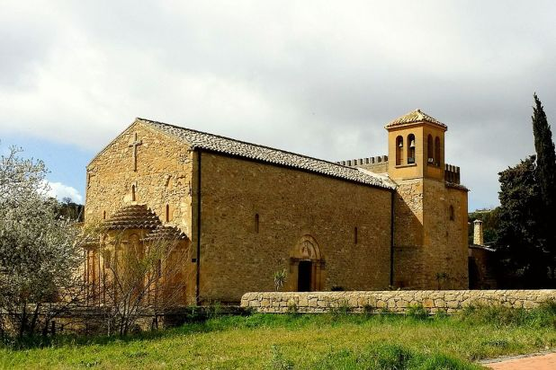 Abadia de Santo Spirito em Caltanissetta