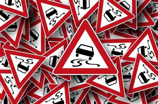 A imprudência no trânsito