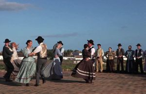 Rancho Folclórico da Luz de Tavira - Fado de Espinho