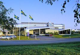 Volvo centras švedijoje, descon, BIM projektavimas