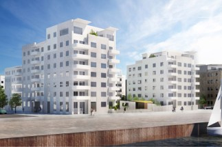 Daugiabučių kompleksas Cement A, Descon projektai, Skanska