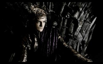 Joffrey Baratheon interpretado por Jack Gleeson