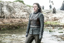 Gemma Whelan como Yara Greyjoy