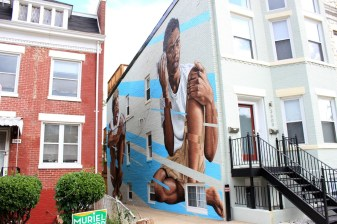 Mural de james bullough