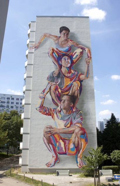 James Bullough - desconocida entropia