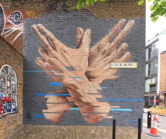 Manos james bullough