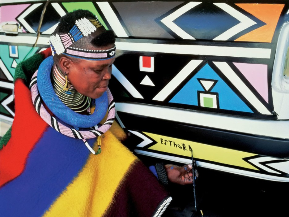 esther-mahlangu-bmw-car-1991