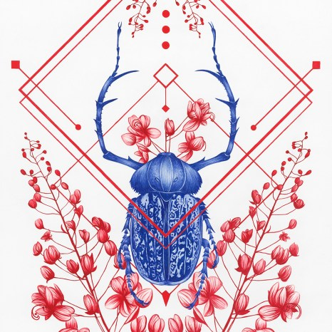 Peony Yip - The White Deer - Evolution 1
