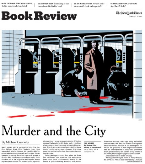 R Kikuo Johnson - New York times reviews 3