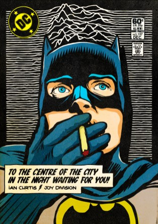 Butcher Billy - Joy division