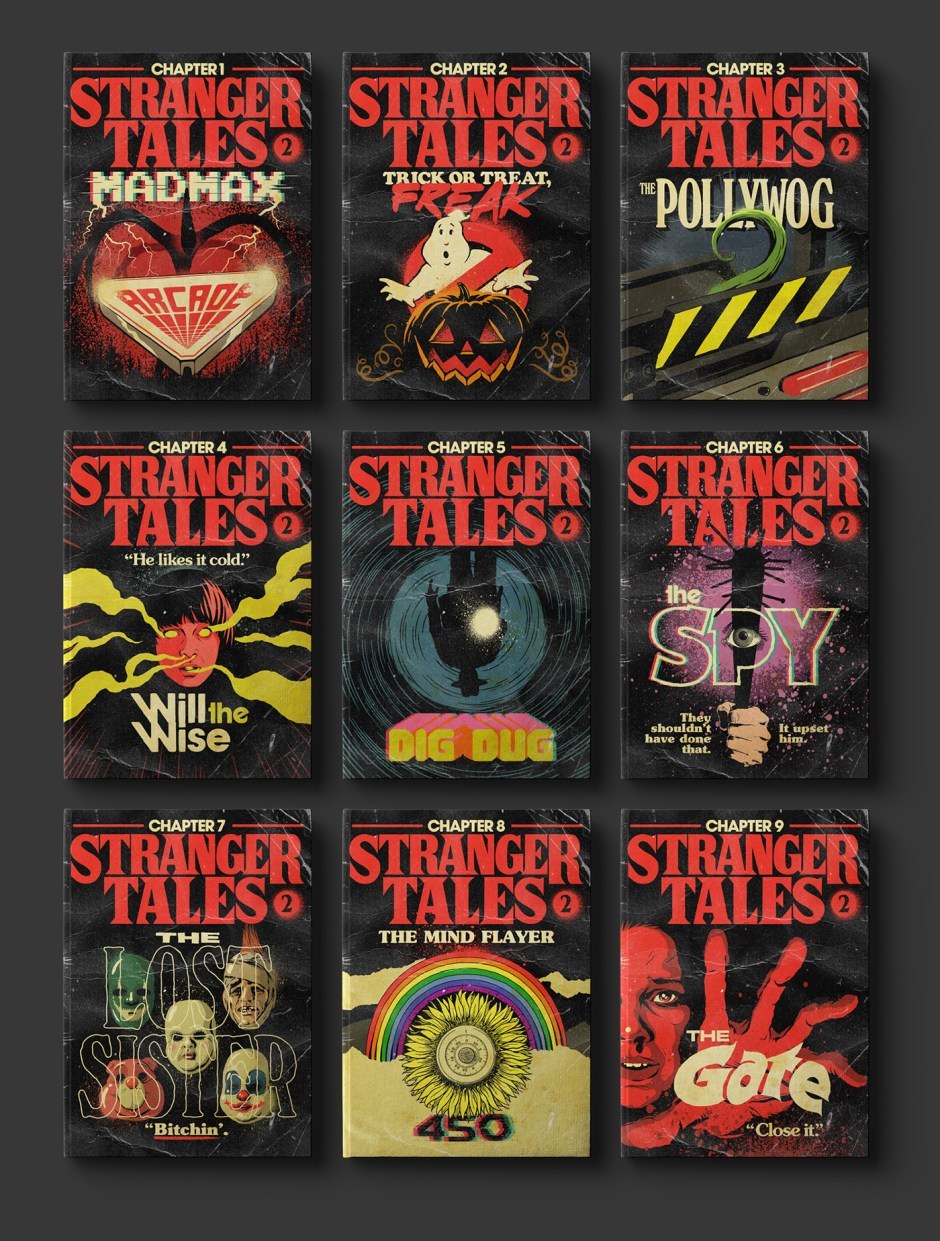 Butcher Billy - Strangers Tales-the second season