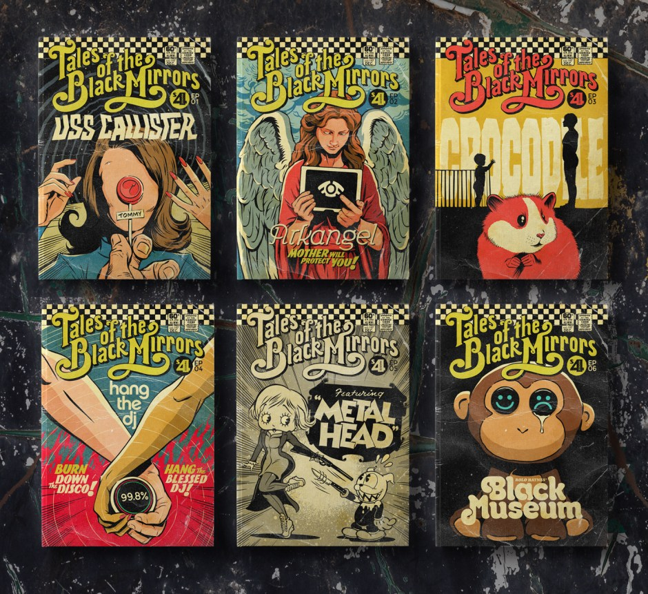 Butcher Billy - Tales of Unexpected Black Mirrors