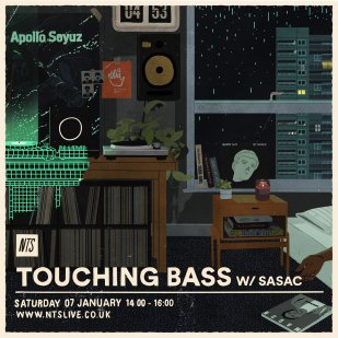 Joe Prytherch - Touching bass - JAN 2017