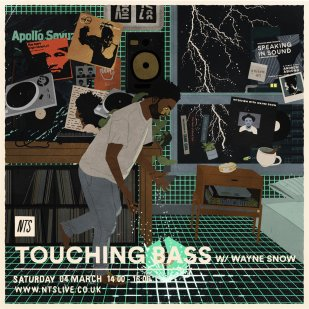 Joe Prytherch - Touching bass - MAR 2017