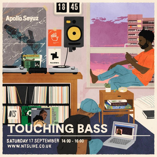 Joe Prytherch - Touching bass - SEP 2016