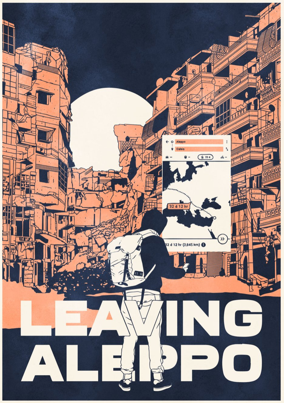 Joey Prytherch - Leaving Aleppo